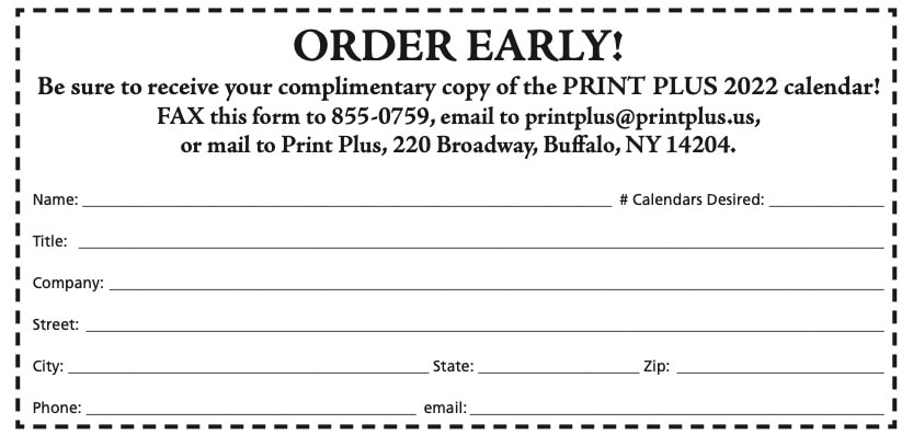 Buffalo NY Print Plus Special Offers